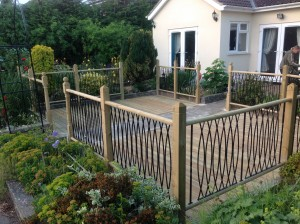 timber decking installers Norwich