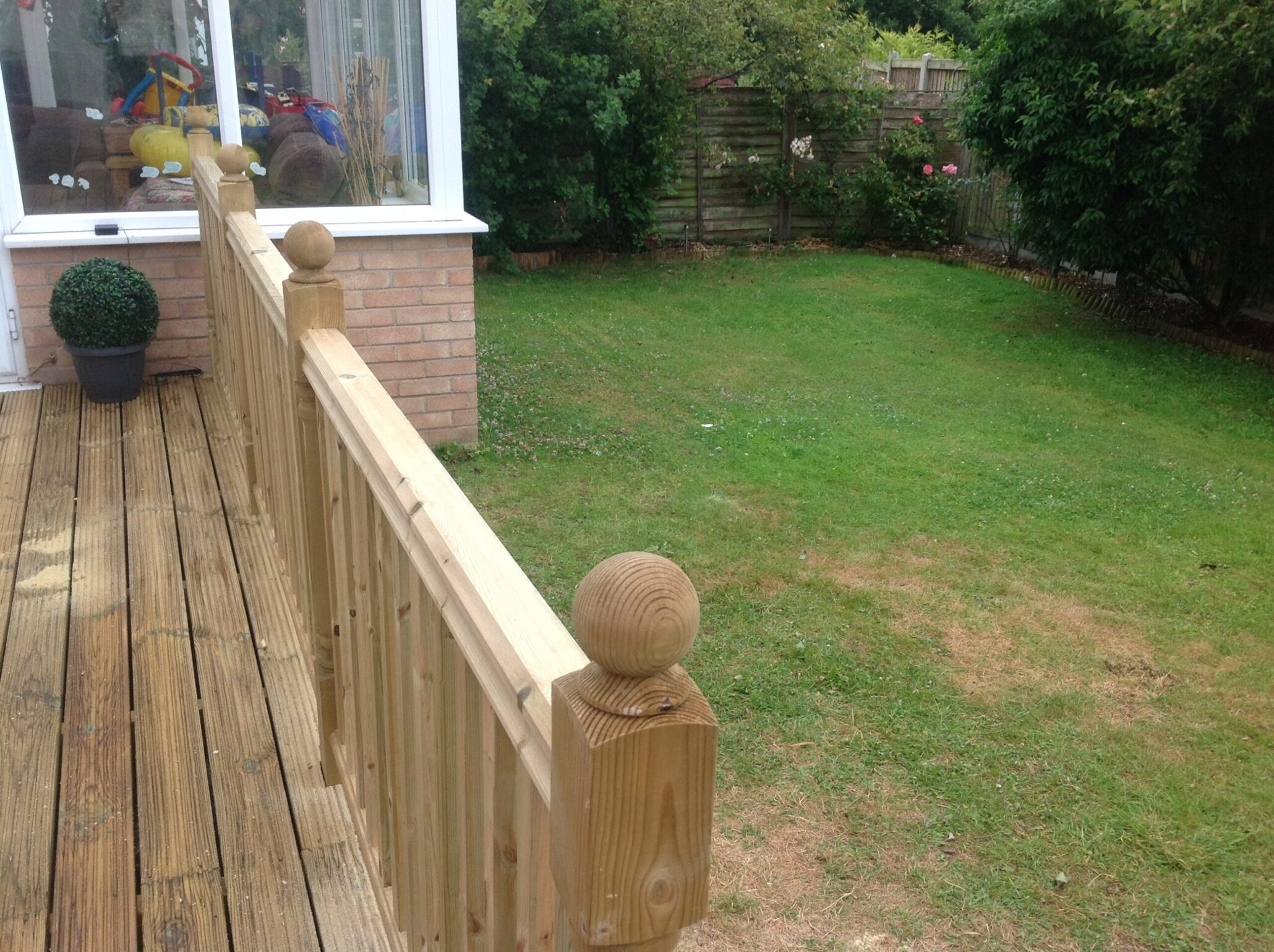 timber decking company in norwich nofolk